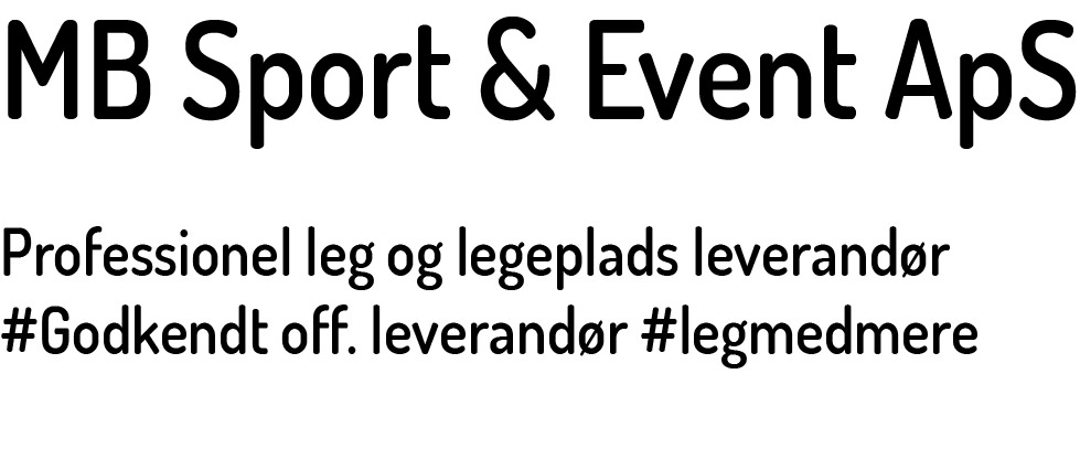 MB Sport & Event ApS
